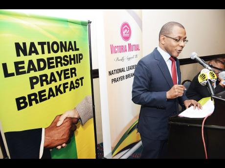 National Leadership Prayer Breakfast