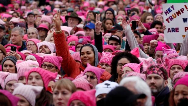 Women Worldwide March