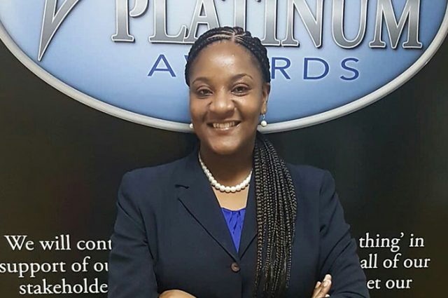 Acting Account Manager, Sutherland Global Services, Curtley-Ann Palmer at BPO