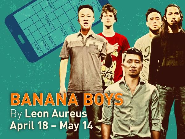 Poster for the show Banana Boys