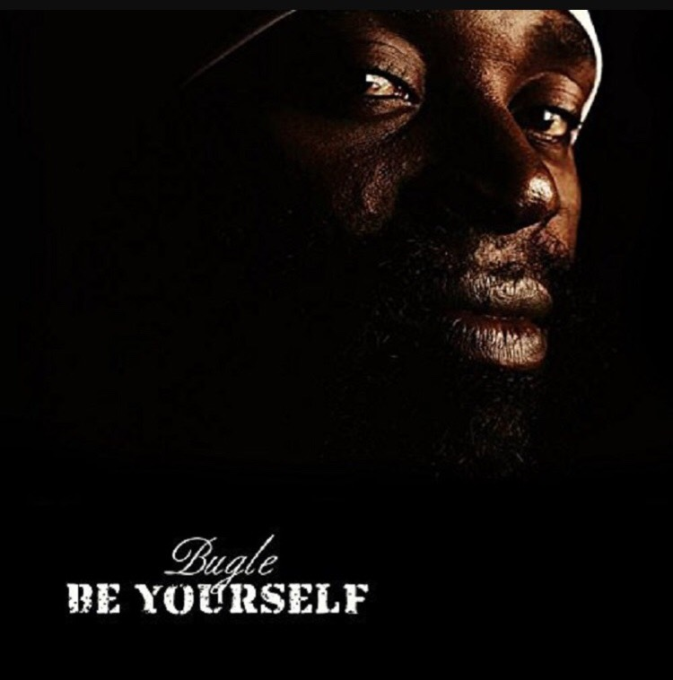 Album cover for Be Yourself by Bugle