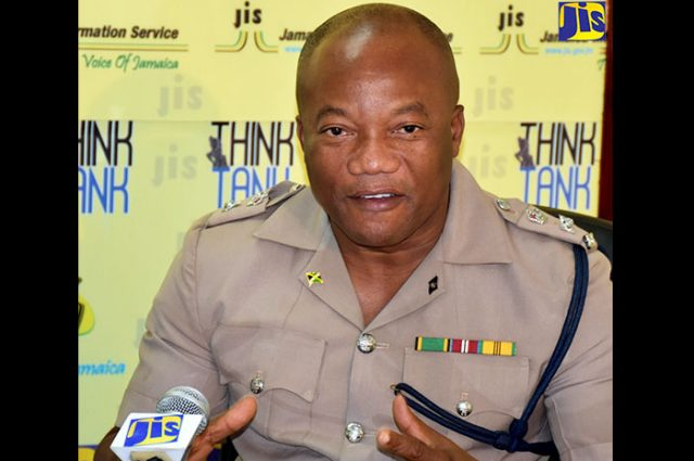 Commanding Officer of the Jamaica Constabulary Force addressing decrease in fatalities