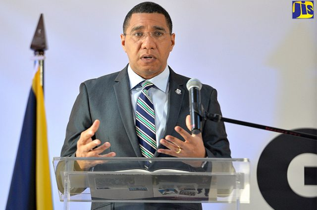 Discussing more affordable housing solutions - Prime Minister Andrew Holness