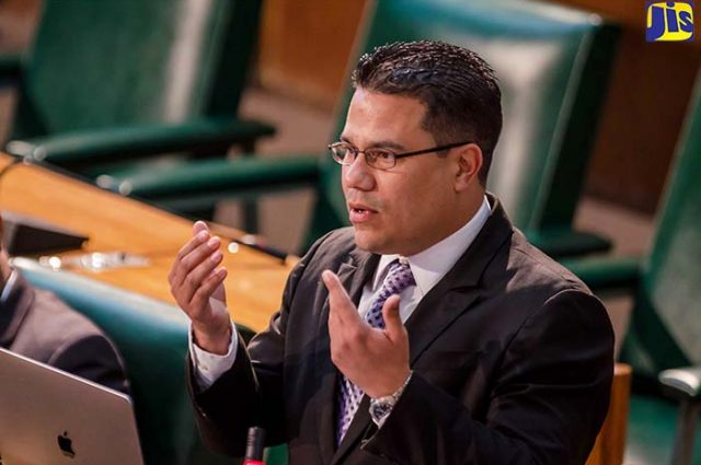 Government Senator, Matthew Samuda approves budget