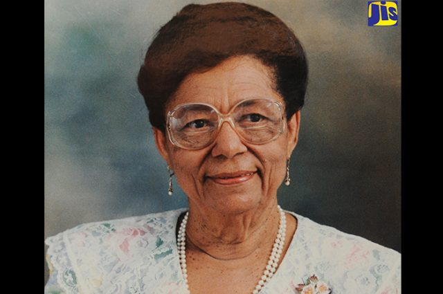 Photo of Lady Bustamante