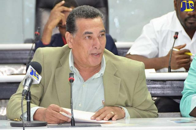 Mayor of Montego Bay, His Worship Homer Davis discusses community preparedness