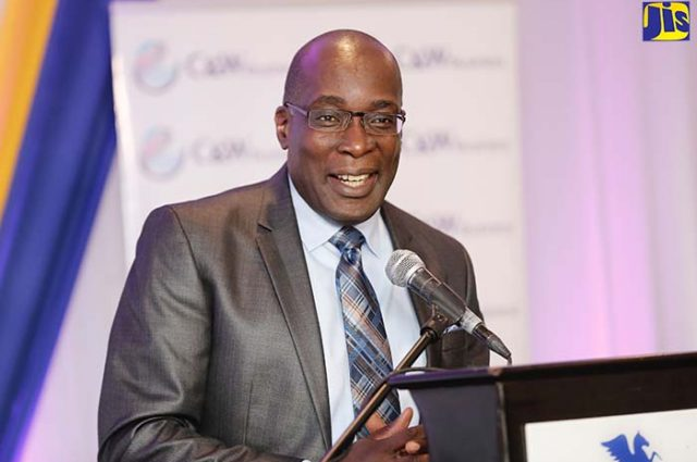 Minister of Education, Youth and Information, Senator, the Hon. Ruel Reid to recieve education award