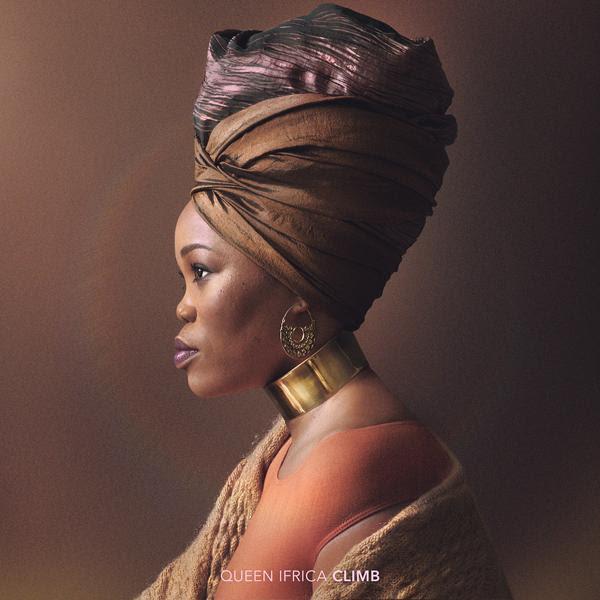Queen Ifrica - Climb Album cover
