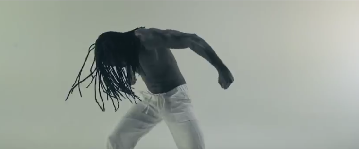 Clip from the music video Ras Slick - No Shackles & Chains