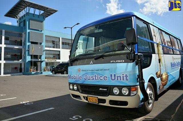 The Legal Aid Council Mobile Justice Unit