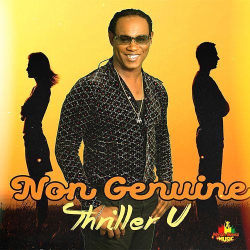 Poster for Thriller U - Non Genuine Nyah Bless Music