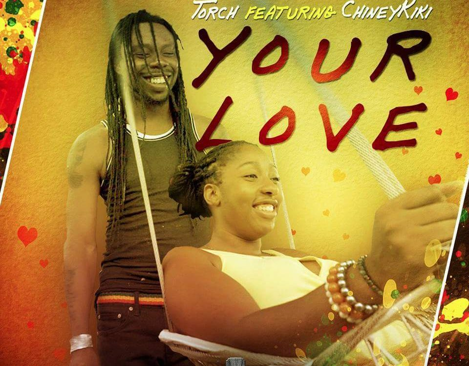 Album cover for Torch and chiney kiki - your lover
