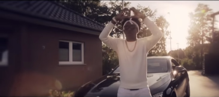 Clip from the music video for Charly Black - Bitter Sweet