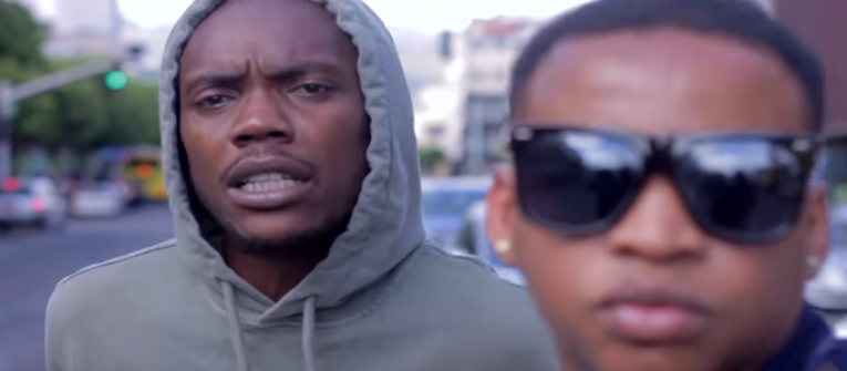 Clip from the official music video Chase Cross & Flexx - Money Me Want