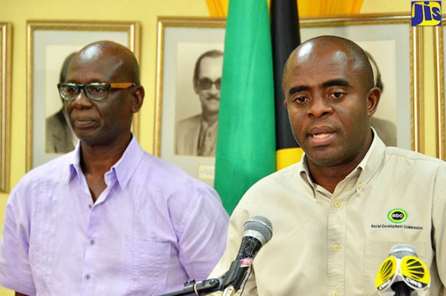Desmond McKenzie and Dwayne Veron looking to expand LEDSP
