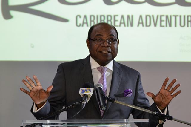 Edmund Bartlett will attend World Travel and Tourism Summit