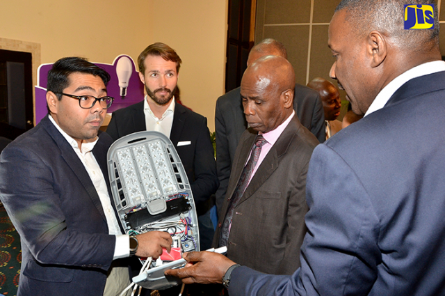 Governor-General Urges More Jamaicans to Conserve Energy