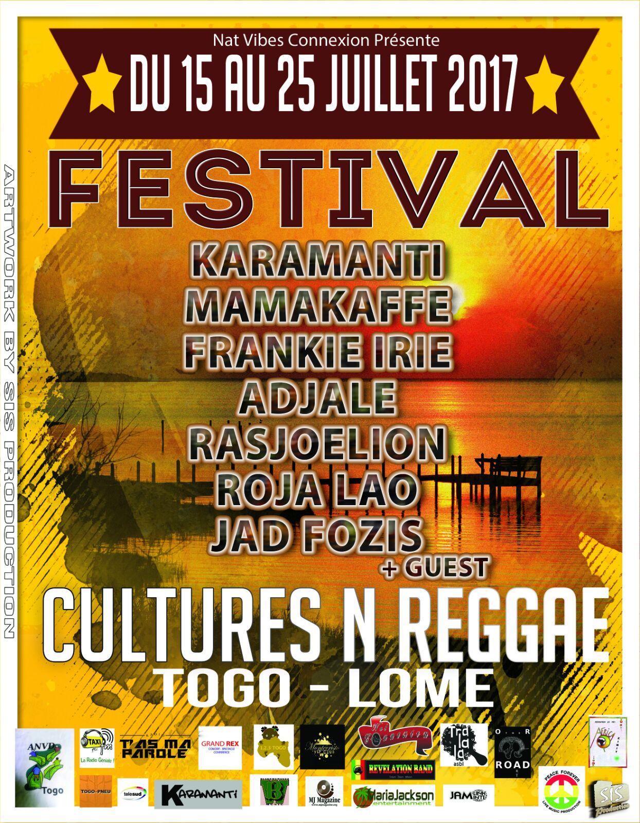 Karamanti Cultures n Reggae Fesitval