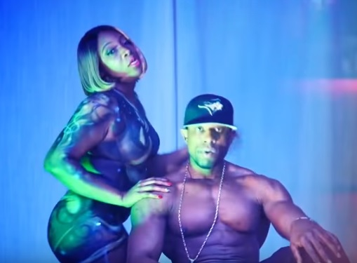 Clip from the music video Macka Diamond - 25 Inches