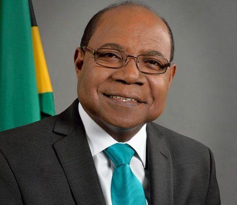 Minister of Tourism, Hon. Edmund Bartlett on Earth Day