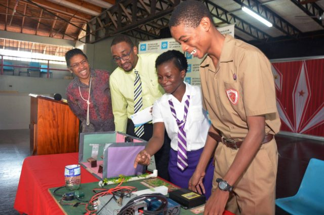 PCJ exploring Solar Powered water system