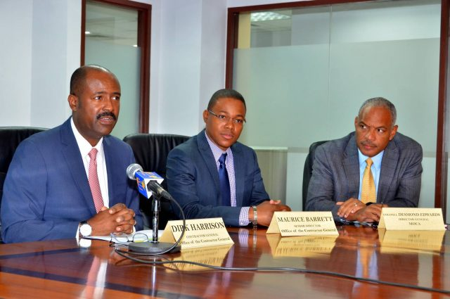 The OCG is spearheading Jamaica's staging of the CCAICACB Conference