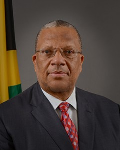 Dr. Peter Phillips sworn in as opposition leader