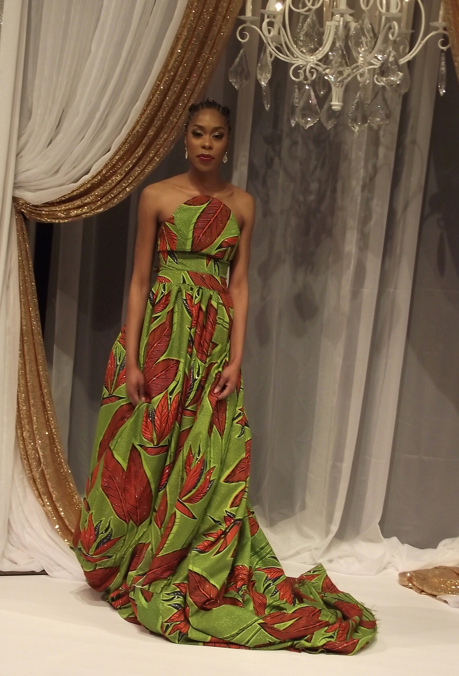African and Caribbean Wedding Show