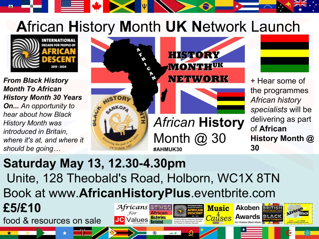 African History Month UK Network