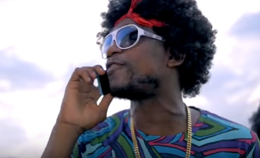 Clip from the music video Busy Signal - The Reasoning Continued