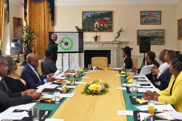 Jamaica 55 UK Steering Committee