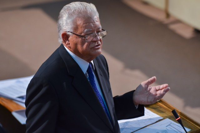Karl Samuda on the sugar industry