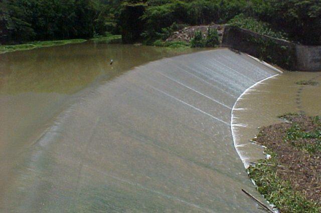 NIC road flooding