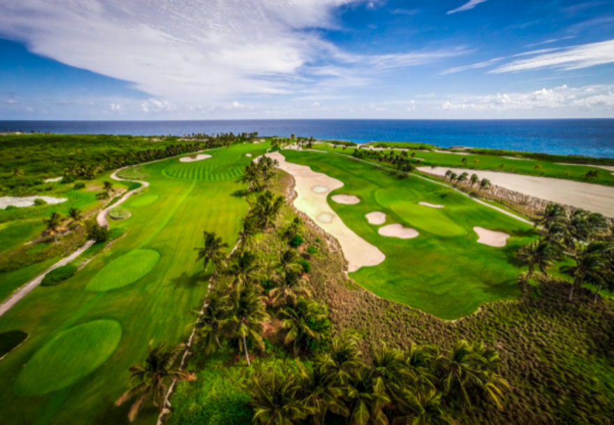 PUNTACANA Resort & Club's Corales Golf Club hosting PGA Tour