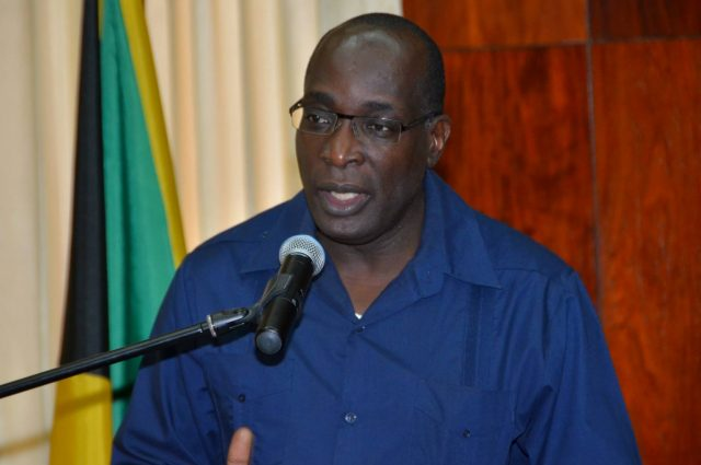 Ruel Reid discusses examiniations