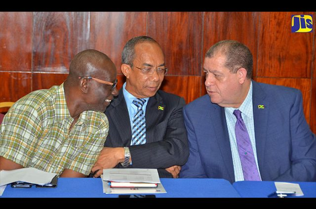 Ministry discussing extreme rainfall and infrastructure