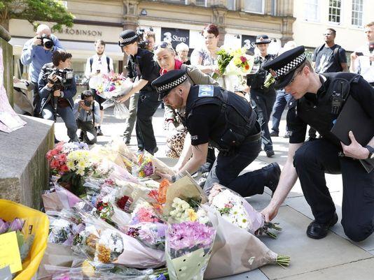 manchester UK bombing