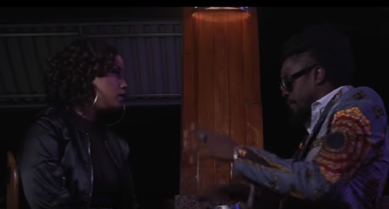 Clip from the music video Beenie Man & Jordanne Patrice - Collide