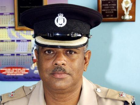 Commissioner of Police George Quallo investigating murder