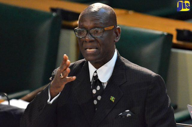 Desmond McKenzie, speaks on the Building Bill to vision newspaper Caribbean news