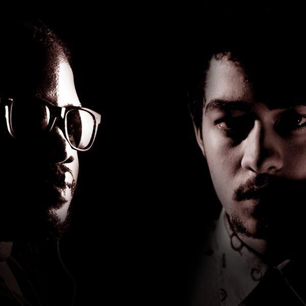 Jamaican Reggae artists Diztroy and Versi head shot for Caribbean Vision Newspaper Toronto