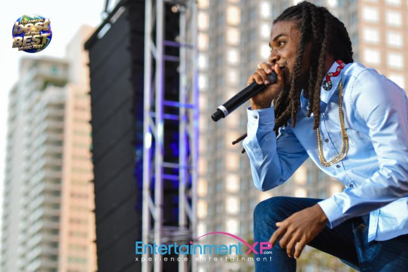 Caribbean News Toronto Performance By Jahmeil