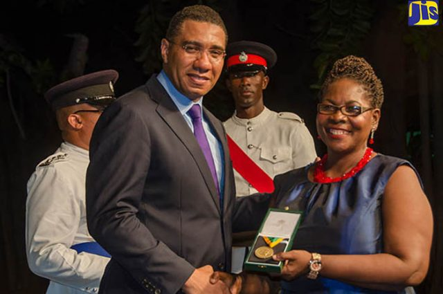 PMMA award for educators captured by Vision Newspaper Caribbean news