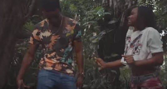 Clip from the music video Romain Virgo - NOW