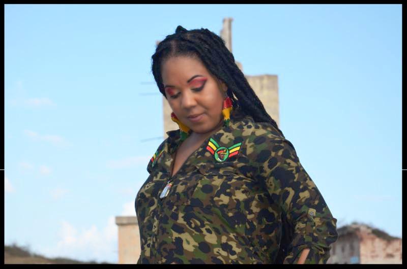 Canadian Reggae Singer Tasha T
