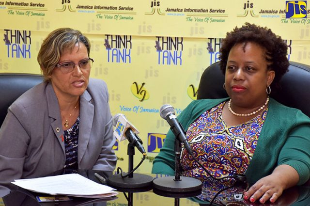 Heart foundation discussing tobacco control with vision caribbean news toronto