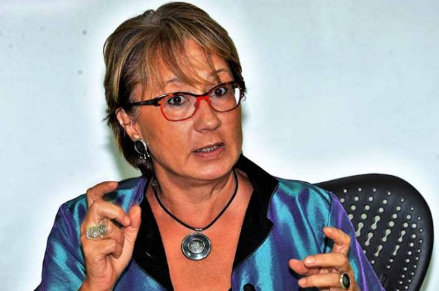 World Bank Country Manager captured by Vision Newspaper Jamaican News