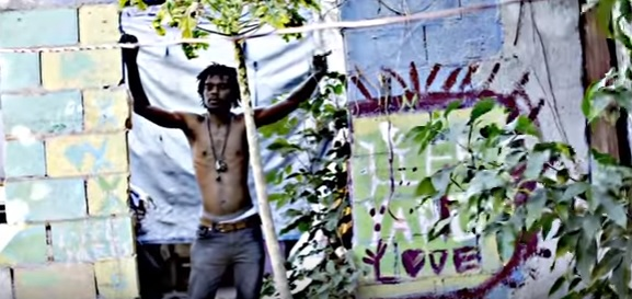 Clip from the music video Yeza - Everything is Irie