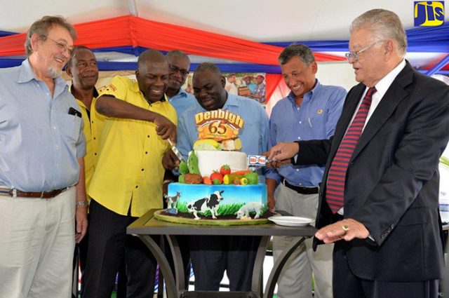 Ministry of agriculture announcing confidence in industry rebound reported by Vision Newspaper Caribbean news