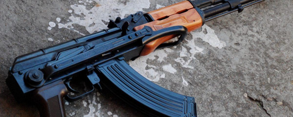 ak 47 assault rifle